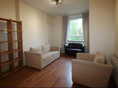 Polwarth, Edinburgh, EH11 1EU, 1 bedroom flat in Watson Crescent,