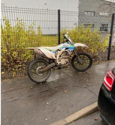 Lovely Bike KXF 450 for Sale