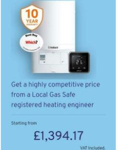 Now you can Get your fixed price at Boilersite