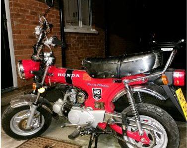 Honda Dax St 90 Monkey Bike replica (Brand new)
