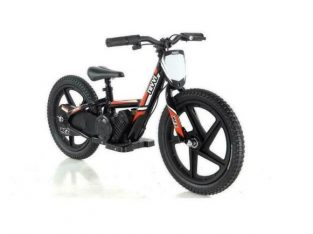 REVVI 16 Electric Off Road Balance Bikes Multiple Colours