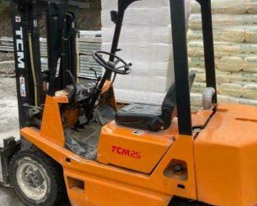 TCM Forklift 2.5 tonne