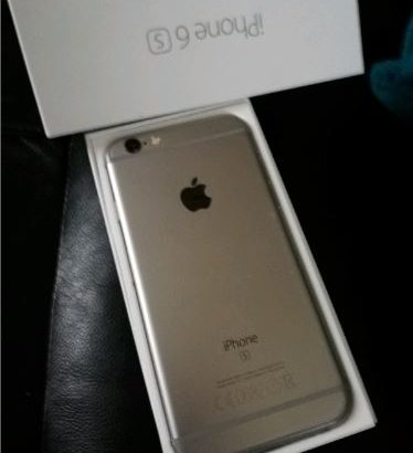 iPhone 6s very good condition