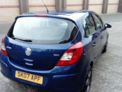 CHEAP CAR 12 MONTH MOT £550, VAUXHALL CORSA,CLUB 1300 CDTI DIESEL(2007)