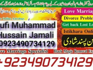 Love Marriage Specialist Astrologer.0092-3490734129
