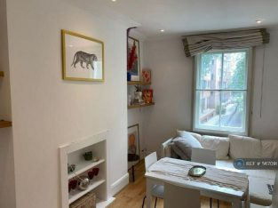 Flat in Pembroke Road, London, W8 (1 bed) (#567091) 1 bedroom