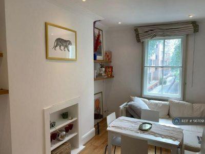 Flat in Pembroke Road, London, W8 (1 bed) (#567091) 1 bedroom