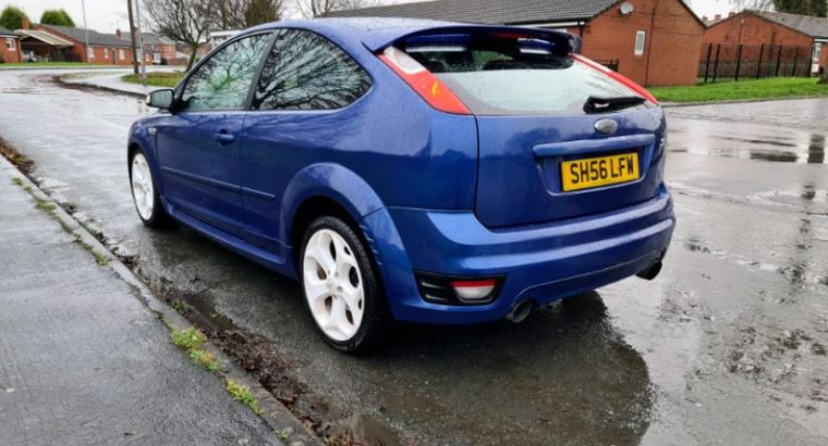 FORD FOCUS ST-2 2.5 TURBO 3 DOOR HATCH 300BHP FOR SALE SWAP PX 2006 56
