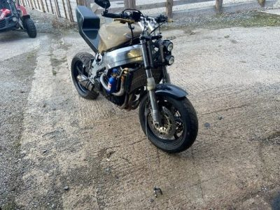 2006 Harley-Davidson, Engine 1449 (cc) Breaking