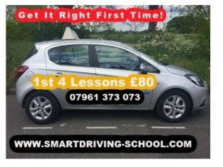 Our First 4 Manual Driving Lessons £80* Driving Lessons & Instructors.