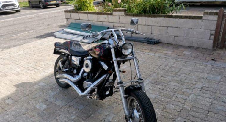 FXDWG Harley Davidson for sale