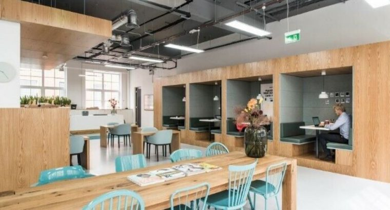 Spaces City Point ,Serviced office to rent in London City