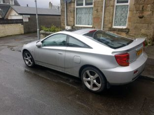 Nice Toyota celica for sale