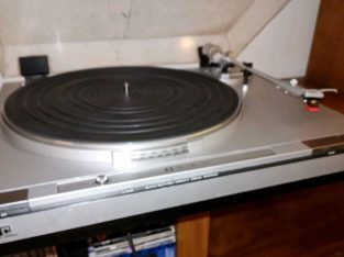 Christmas gift JVC Record player vinyl new stylus turntable for sale