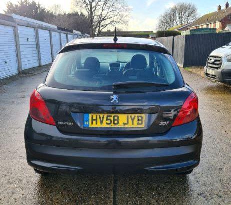 Peugeot 207 For sale Stunning CAR