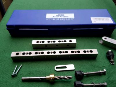 8mm Doweling jig easy to use ,Joint genie professional