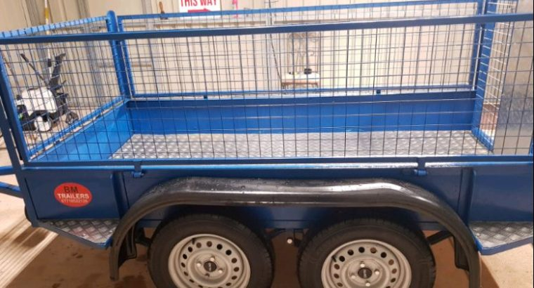 For sale new car trailer £1175