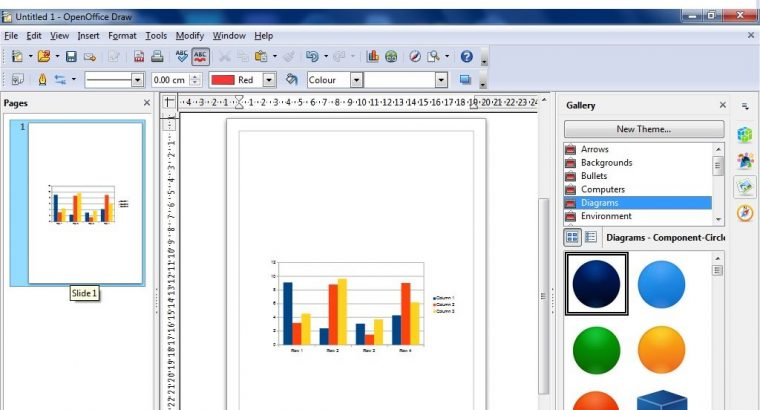 Professional Office Software Suite for MS Windows compatible with MS Office Word Processor