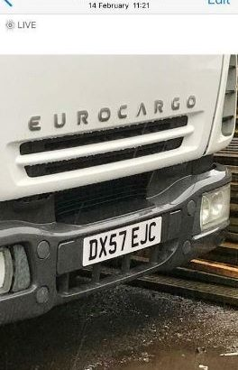 For sale is our Iveco Eurocargo 75/16 scaffold lorry