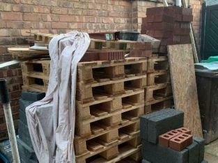 Pallets for free