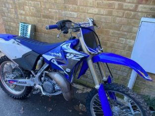 For sale 2012 YZ 125 PRICE £3400