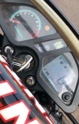 125 EFI Lexmoto adrenaline for sale