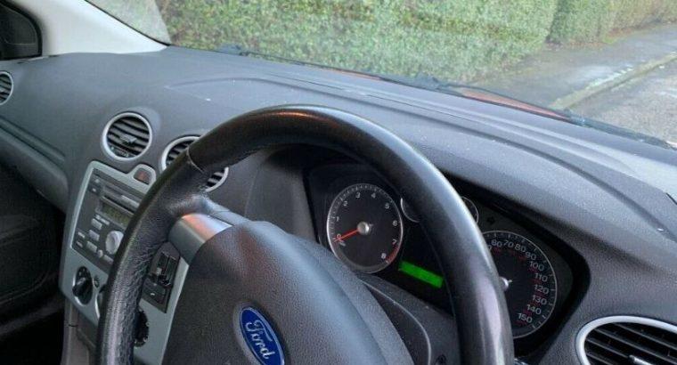 2006 Hatchback,Ford focus,Manual,5 doors, 1596 cc