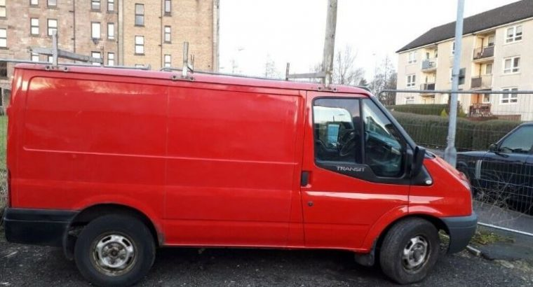 For sale is my Manual, 2198 (cc) ,Panel Van, 2010 ,Ford, TRANSIT