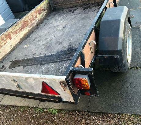 For sale this Trailer