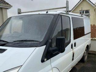 2008, Manual, 2198 (cc) Ford, TRANSIT Panel Van