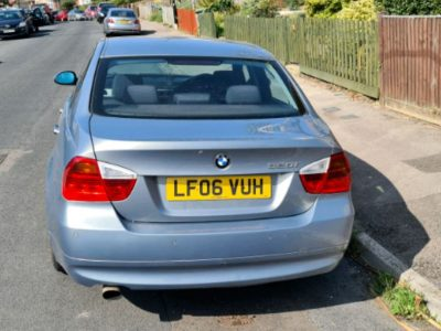BMW for sale E90 – 320 i Blue colour