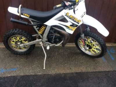 For sale kids motorcycle Lem 50cc big wheel