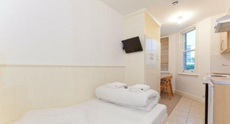 Swiss Cottage all Bills, WIFI, Studio Flat for Long Lets £1000 PCM
