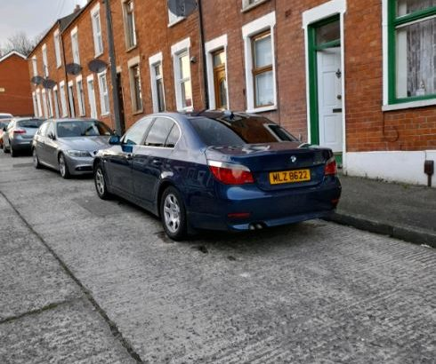 My BMW 530 D for sale