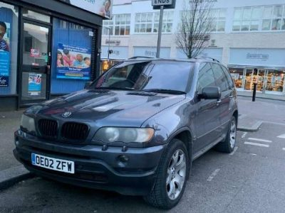 FOR SALE SPORT 4.4I BMW X5