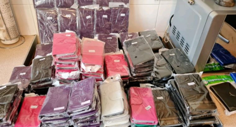 300 approximately Total Phone cases and accessories