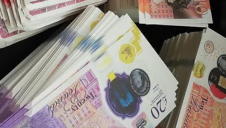 Original Bank Notes Available
